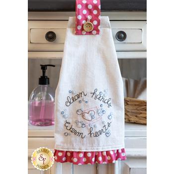 Clean Hands Warm Hearts Towel Kit
