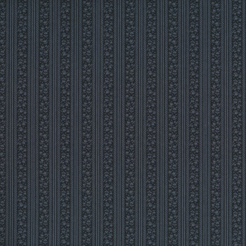 Abby's Treasures 1319-79 Tulip Stripe Slate Blue Carpenter by Blank Quilting Corporation