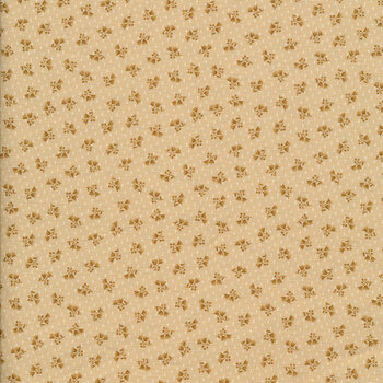 Abby's Treasures 1321-41 Tan by Blank Quilting Corporation