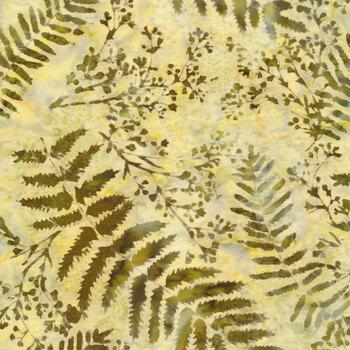 Bali Batiks Vino and Vines S2313-269 Caterpillar by Hoffman Fabrics
