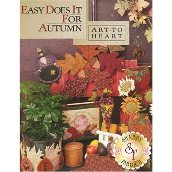 Easy Does It For Autumn Book