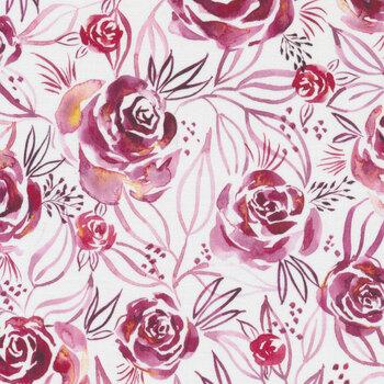 Moody Bloom 8443-11D Magenta by Moda Fabrics