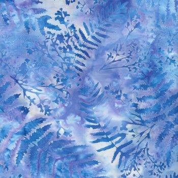 Bali Batiks Spring Breeze 2313-222 Hydrangea by Hoffman Fabrics