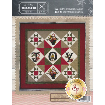 Joyful Basket Quilt Pattern
