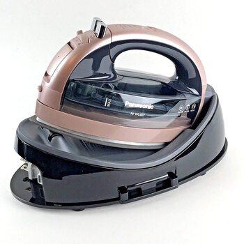 Panasonic 360° Freestyle Cordless Iron - Rose Gold