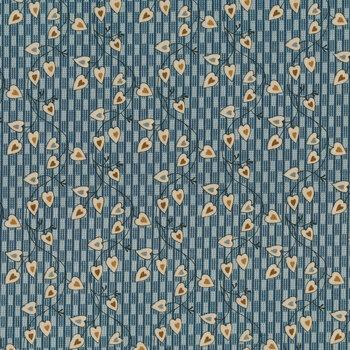 Blue Sky 8507-B Azura Sweetheart by Edyta Sitar for Andover Fabrics
