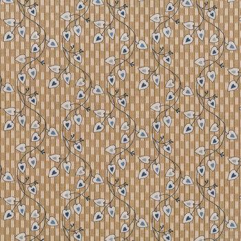 Blue Sky 8507-N Twilight Sweetheart by Edyta Sitar for Andover Fabrics
