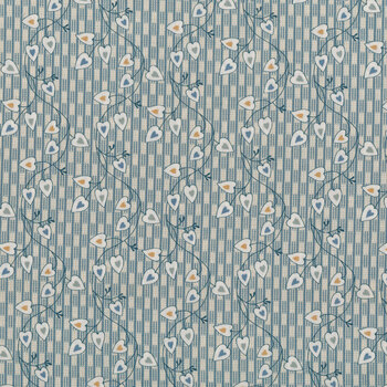 Blue Sky 8507-W Brisk Sweetheart by Edyta Sitar for Andover Fabrics