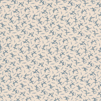 Blue Sky 8513-L Mountain Top Breeze by Edyta Sitar for Andover Fabrics