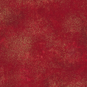 Shimmer Red by Timeless Treasures