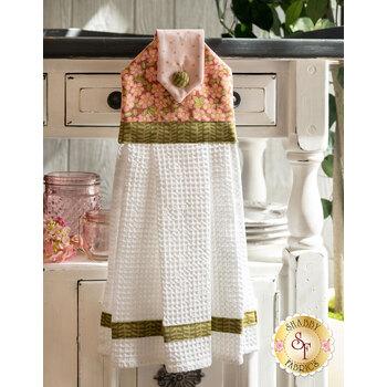 Hanging Towel Kit - Sunlit Blooms - Pink