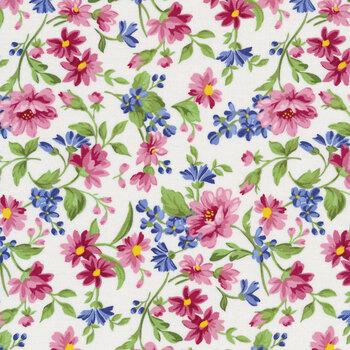 Pretty Sweet 20150-14 NATURAL by Robert Kaufman Fabrics