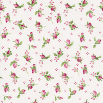 Pretty Sweet 20152-14 NATURAL by Robert Kaufman Fabrics