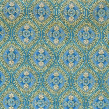 Bella Mariposa 19818-4 BLUE by Robert Kaufman Fabrics