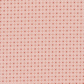 Cherished Moments CM20216 Retro Mini Pink by Poppie Cotton