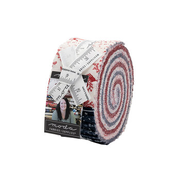 American Gathering  Jelly Roll by Primitive Gatherings for Moda Fabrics