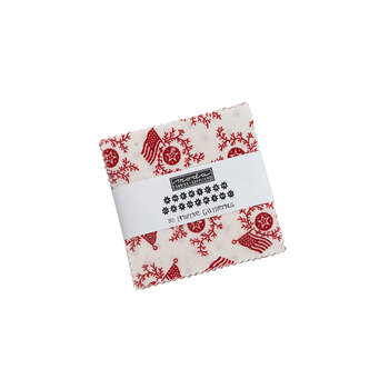 American Gathering  Mini Charm Pack by Primitive Gatherings for Moda Fabrics