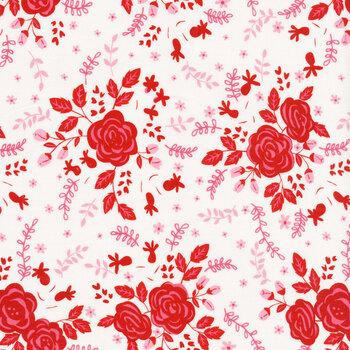 Be Mine 20711-11 Love Dove by Stacy Iest Hsu for Moda Fabrics