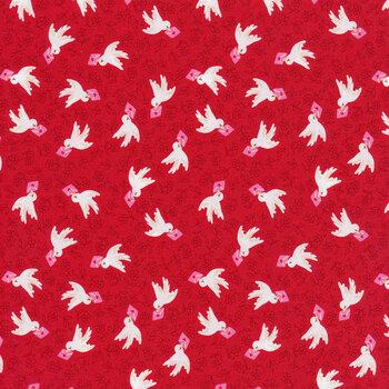 Be Mine 20713-14 Kisses by Stacy Iest Hsu for Moda Fabrics