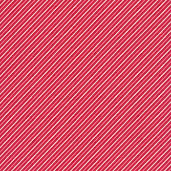 Be Mine 20716-14 Kisses Candy Stripe by Stacy Iest Hsu for Moda Fabrics
