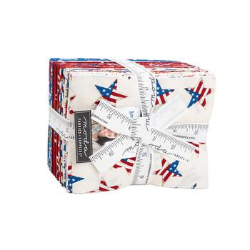 America the Beautiful  25 FQ Set by Deb Strain for Moda Fabrics