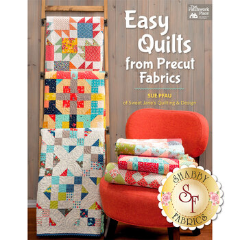 Easy Quilts from Precut Fabrics Book