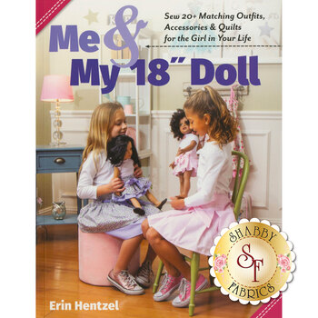 """Me & My 18"""" Doll Book"""