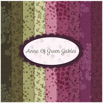 Anne of Green Gables  9 FQ Set by Riley Blake Designs