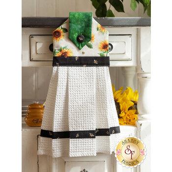 Hanging Towel Kit - Sundance Meadow - White