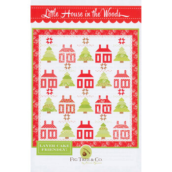 Little House In The Woods Pattern