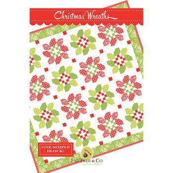 Christmas Wreaths Pattern