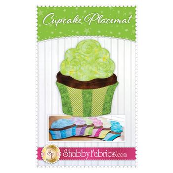 Cupcake Placemat Pattern