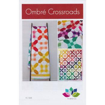 Ombre Crossroads Pattern