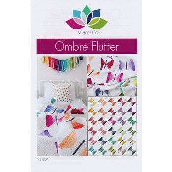 Ombre Flutter Pattern