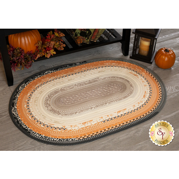 Jelly Roll Rug Kit - All Hallow's Eve
