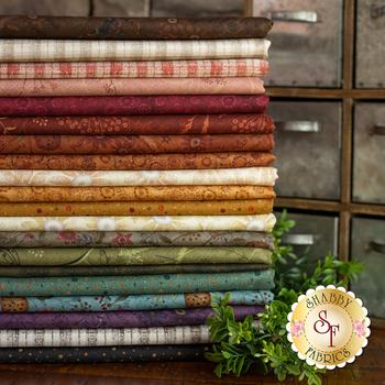 Blessings of Home  19 FQ Set by Janet Rae Nesbitt for Henry Glass Fabrics