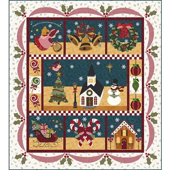 Blessings of Christmas Night BOM - Traditional Full Kit