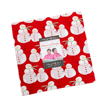 Merry and Bright  Layer Cake by Me & My Sister Designs for Moda Fabrics