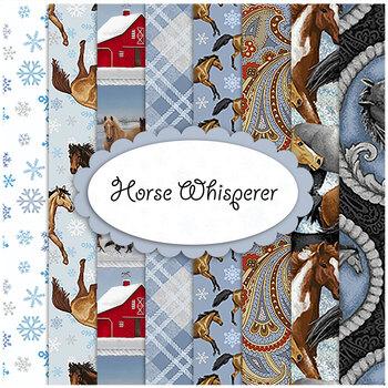 Horse Whisperer  Yardage by Studio E