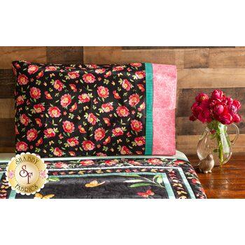 Magic Pillowcase Kit - Pink Garden - Standard Size