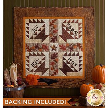 Harvest Blessings Wall Hanging Kit