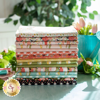 Joy in the Journey  18 FQ Set by Riley Blake Designs