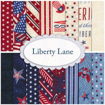Liberty Lane  16 FQ Set by Wilmington Prints