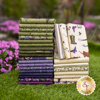 Violet Hill  31 FQ Set by Holly Taylor for Moda Fabrics