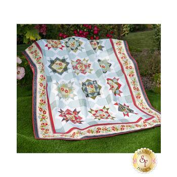 Spellbound Enchanted Garden Quilt Kit