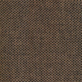 Woven Wools W1101-BLACK Dot Black by Riley Blake Designs