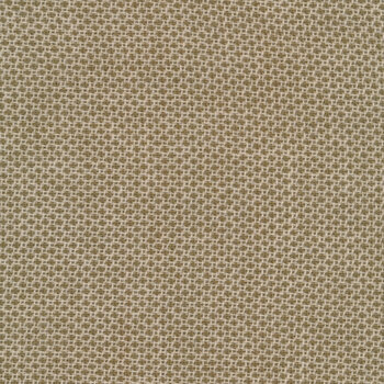 Woven Wools W1101-GREEN Dot Green by Riley Blake Designs