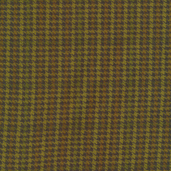 Woven Wools W1104-GREEN Plaid Green by Riley Blake Designs